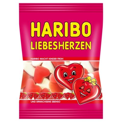HARIBO SZERELMES SZÍVEK 100 G