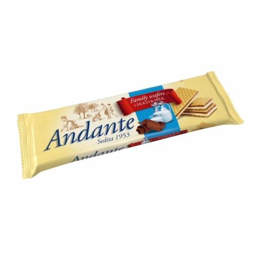 ANDANTE OSTYA CHOCO&MILK 130 G