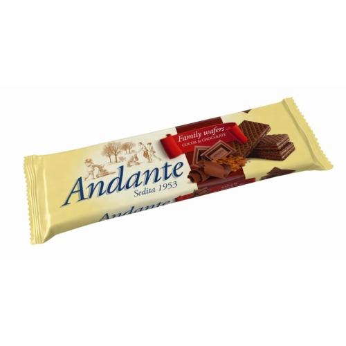 ANDANTE OSTYA EXTRA CHOCO 130 G