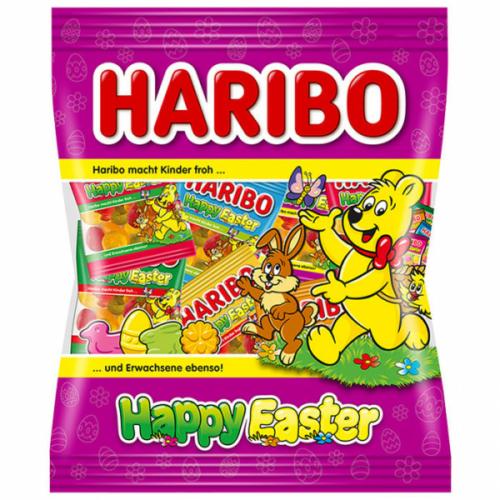 HARIBO HAPPY EASTER MINI BAGS 250 G (SZAV)