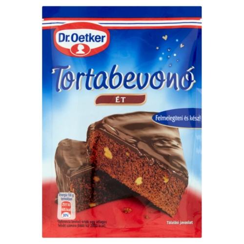 TORTABEVONÓ ÉT 100 G DR. OETKER