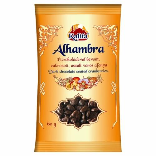 KALIFA ALHAMBRA 60 G ÉTCSOKIS VÖRÖS ÁFONYA