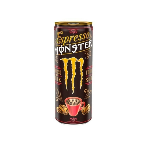 JEGESKÁVÉ MONSTER ESPRESSO 250 ML