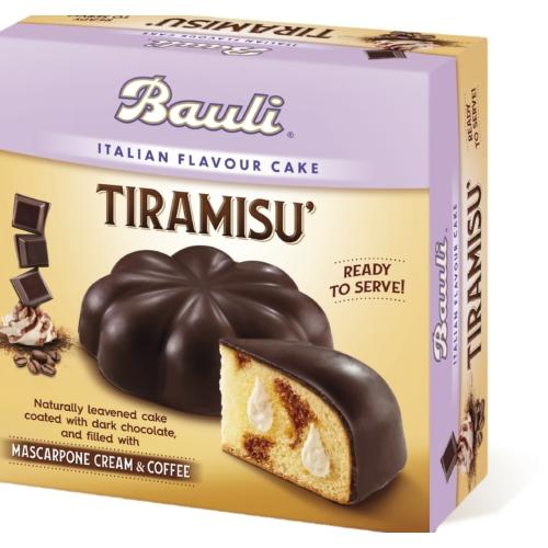 TORTA BAULI 400 G TIRAMISU