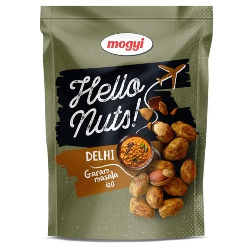 MOGYI HELLO NUTS! DELHI GARAM MASALA ÍZŰ 100G (SZAV)