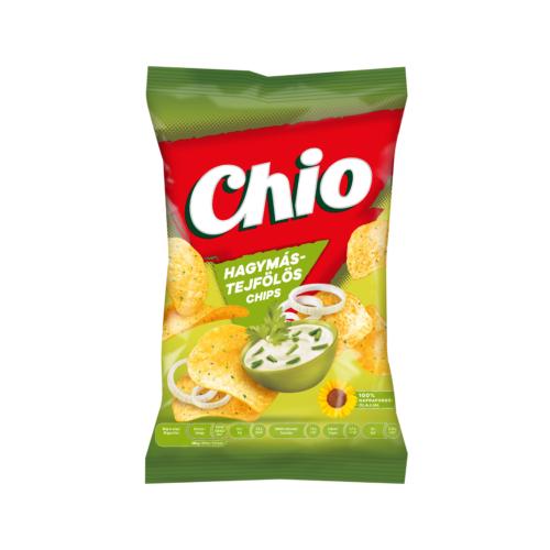 CHIO CHIPS   HAGYMÁS-TEJFÖL 70 G
