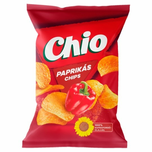 CHIO CHIPS   PAPRIKA 70 G