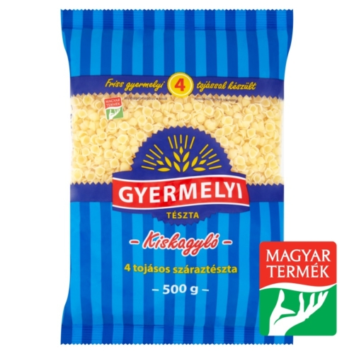 GYERMELYI  KISKAGYLÓ 4 TOJ.500 G