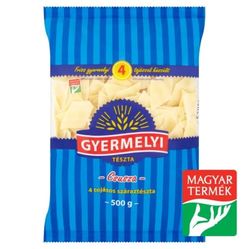 GYERMELYI  CSUSZA  4 TOJ.  500 G