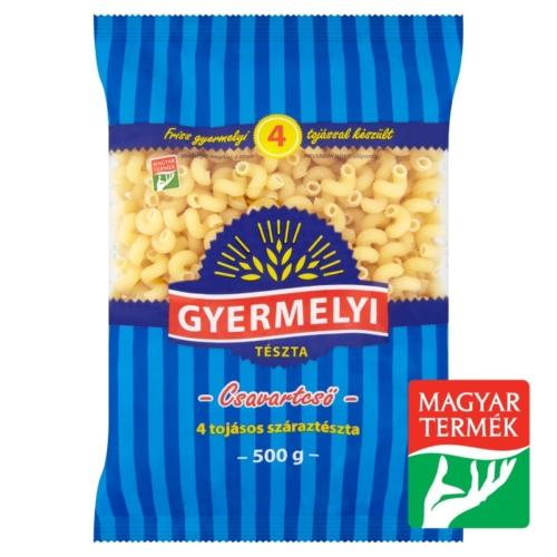GYERMELYI  CSAVARTCSŐ  4 TOJ. 500 G