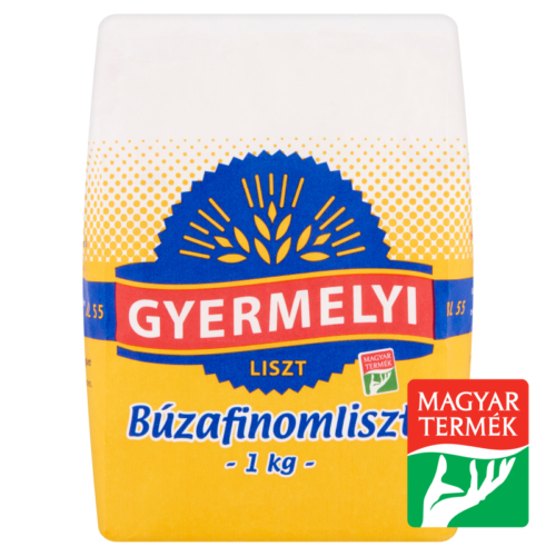 LISZT BL-55 GYERMELYI  1 KG-OS