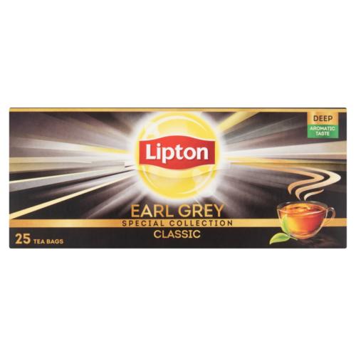 LIPTON TEA EARL GREY 25 X 1,5 G