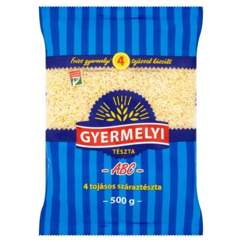 GYERMELYI  ABC 4 TOJ.  500 G