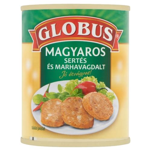 GLOBUS VAGDALTHÚS MAGYAROS 130 G