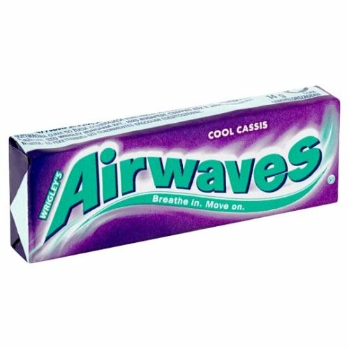 AIRWAVES FEKETERIBIZLI  10 DB (L)