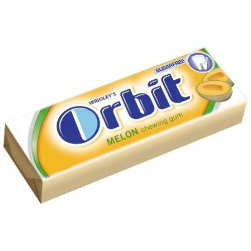 ORBIT DRAZSÉ  10 DB MELON (S)