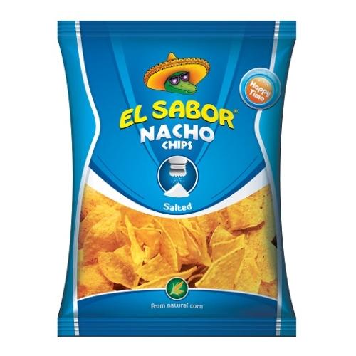 EL SABOR NACHO CHIPS 100 G SÓS