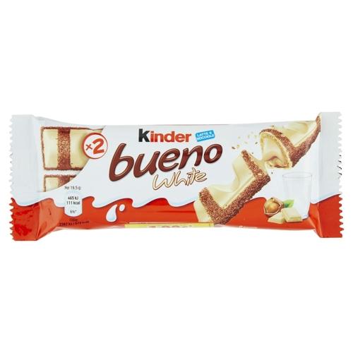 KINDER BUENO 39 G FEHÉR
