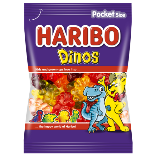 HARIBO DINO 100 G