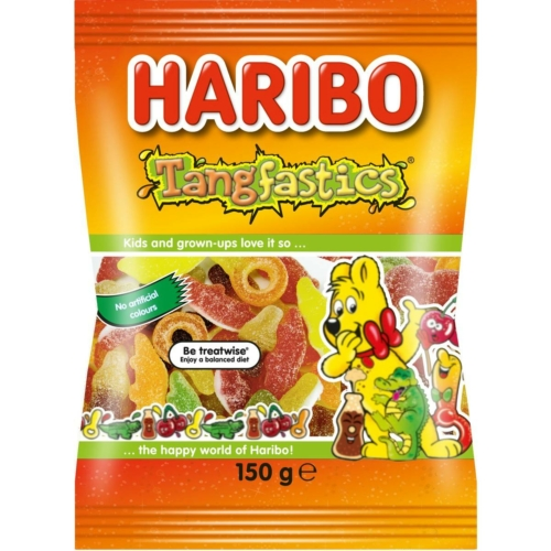 HARIBO TANGFASTICS 100 G