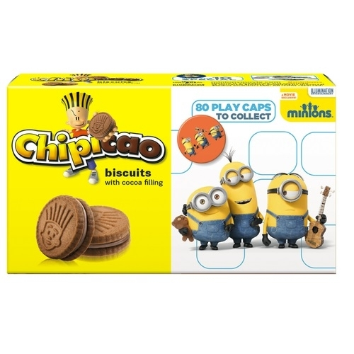 7DAYS CHIPICAO BISCUITS  50 G