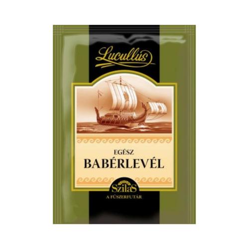 LUCULLUS BABÉRLEVÉL EGÉSZ 5 G