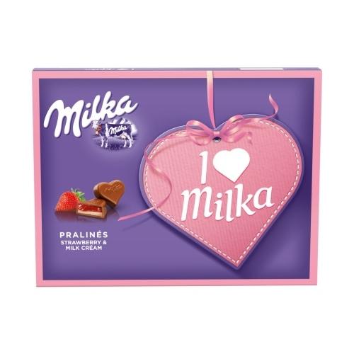 DESSZERT MILKA I LOVE MILKA 120 G EPRES