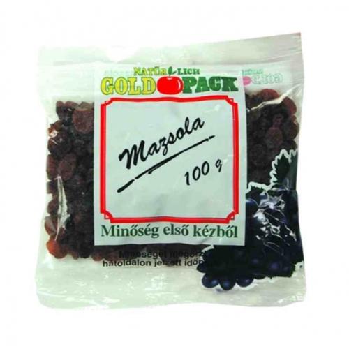 MAZSOLA GOLD PACK 100 G