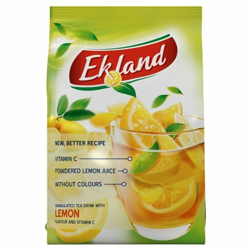 EKLAND INSTANT TEA 300 G CITROM