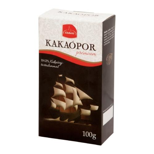 KAKAÓPOR FŐZŐ 100 G GLOBETTI