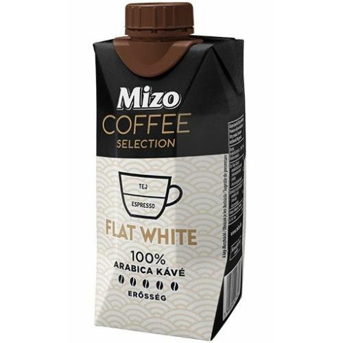 JEGESKÁVÉ MIZO COFFEE UHT FLAT WHITE 330 ML