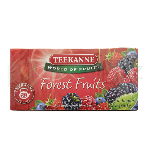 TEEKANNE TEA FORREST FRUIT 50 G