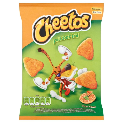 CHEETOS PIZZA 43 G