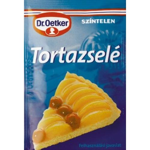 DR OETKER TORTAZSELÉ SZÍNTELEN 12 G