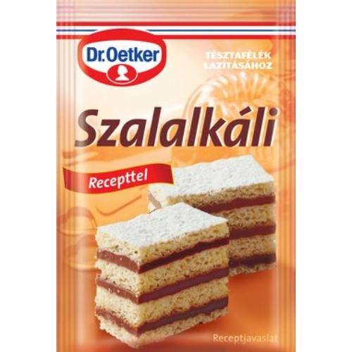 DR OETKER SZALALKÁLI 15 G
