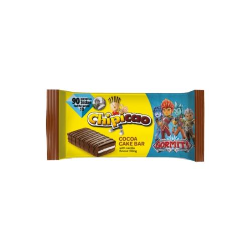 7DAYS CHIPICAO COCOA CAKE BAR  64 G
