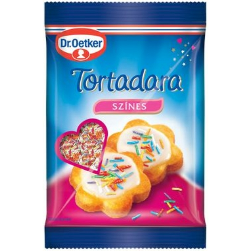 DR OETKER TORTADARA SZÍNES 30 G