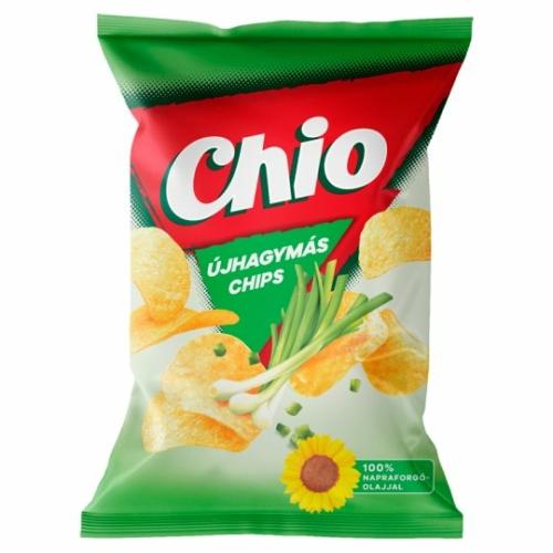 CHIO CHIPS   ÚJHAGYMÁS  70 G