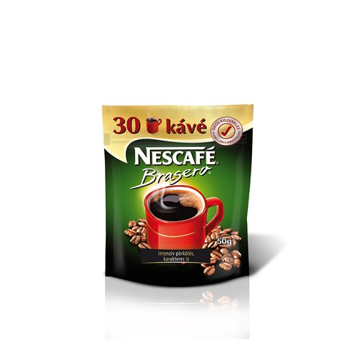 NESCAFE BRASERO UTÁNTÖLTŐ 50 G