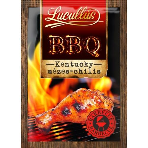 LUCULLUS BBQ MÉZES-CHILIS KENTUCKY 38 G