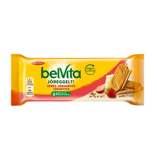 BELVITA JÓ REGGELT! 50,6 G EPRES-JOGHURTOS